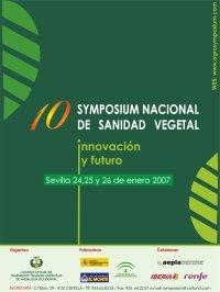 10º Symposium Nacional de Sanidad Vegetal