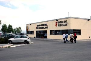 Centro de Control Biológico de Plagas, en Caudete de las Fuentes. Foto: Tomás Cabello