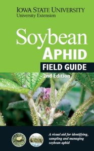 Soybean aphid suction trap